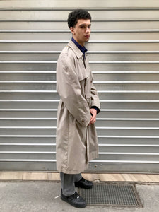 Trench-Coat Beige Années 1980