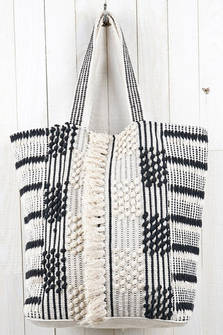 Laced Love Tote