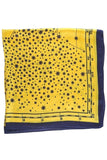 Constellation Scarf - Yellow