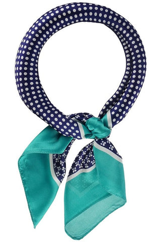Polka Dot Power Scarf