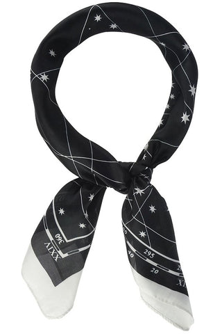 Constellation Scarf - Black