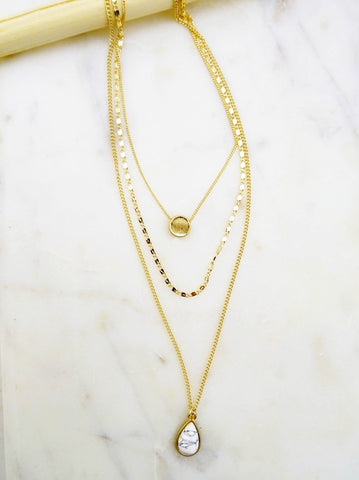 Light Layers Necklace
