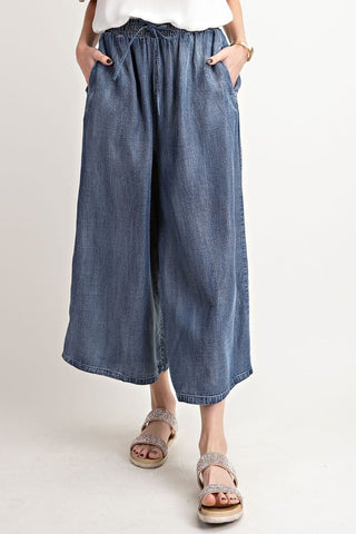 Easy Breezy Denim Pants