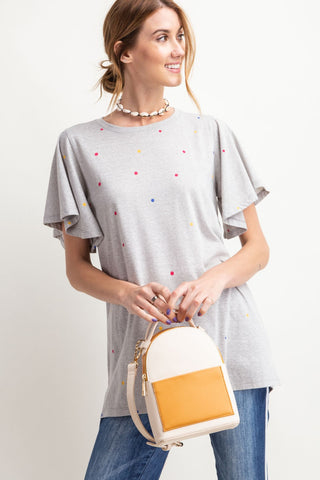 Polka Dot Party Tee