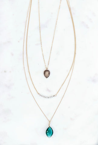 Layered & Lovely Necklace