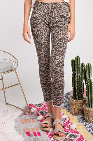 Cutest Cheetah Skinny Jeans