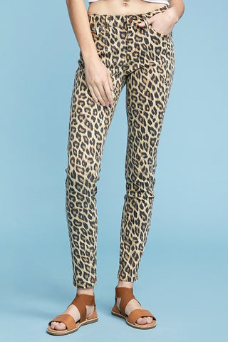 Lovely in Leopard Denim