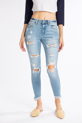 On the Fringe Jeans
