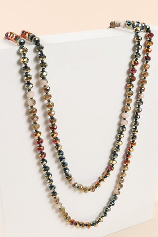 Beads & Layers Necklace