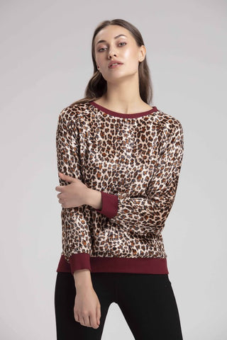 Luxe Life Leopard Sweater