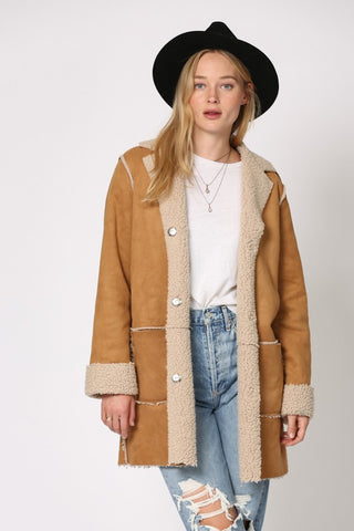 Sweet Suede Jacket