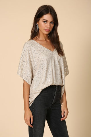 Golden Glow Top