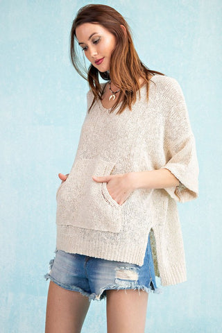Oh So Soft Sweater Knit Pullover