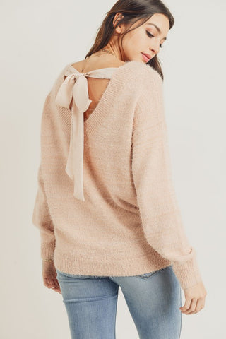 Teddy Soft Sweater