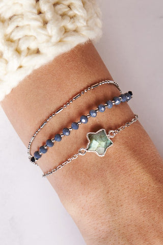 All the Stars Layered Bracelet
