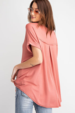 Flowy & Fresh Tunic Tee