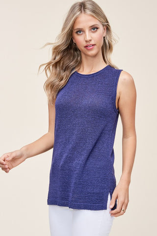 Effortlessly Chic Sleeveless Tank
