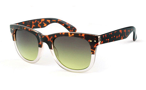 Pattern Block Sunglasses