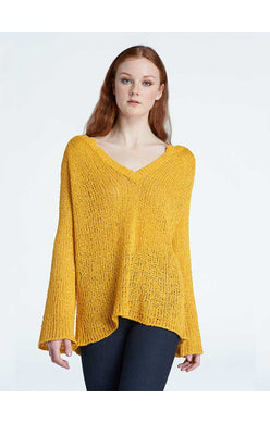 Golden Harvest Pullover