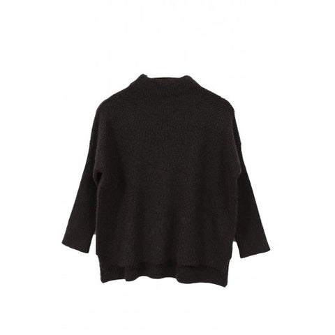 Hepburn High Neck Sweater