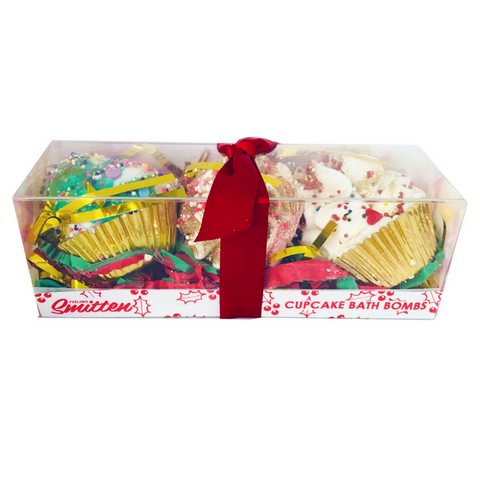Holiday Cupcake Trio Set