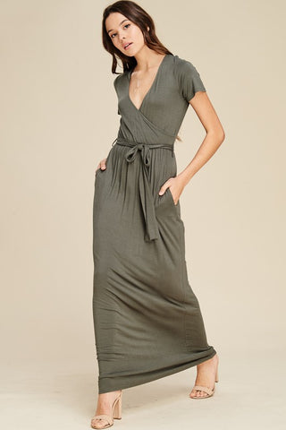 Elongated Elegance Dress