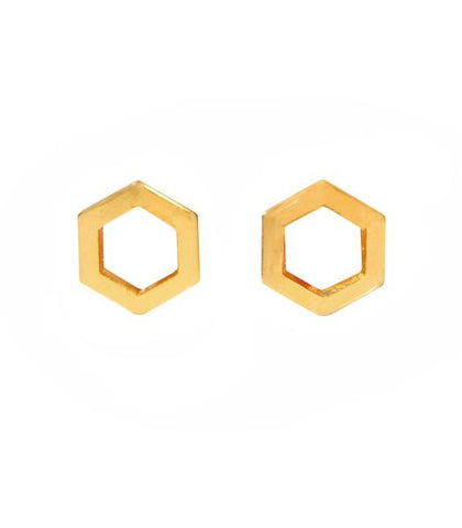 PURPOSE Jewelry - Geo Studs
