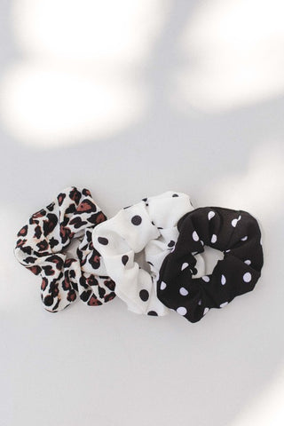 Playful Pouf Scrunchie - More Colors Available