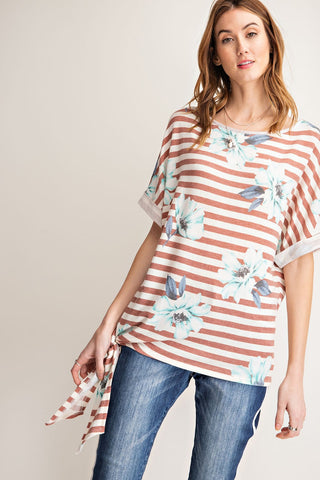 Parisian Cuff Sleeve Top
