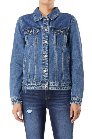 The Perfect Jean Jacket