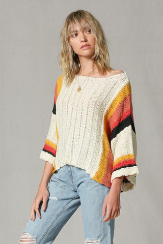 Summer Nights Sweater