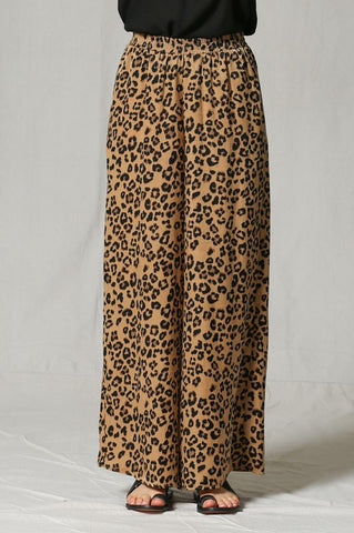 Luxe Leopard Pant