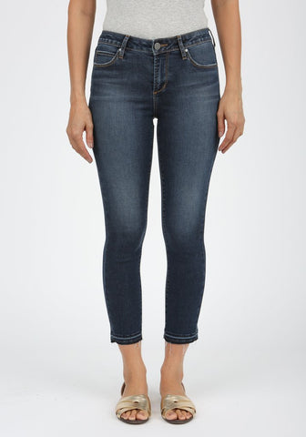 Helenski Skinny Crop Denim
