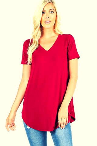Relaxed Fit Perfect Tee