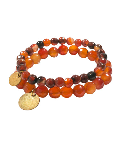 PURPOSE Jewelry - Stone Bracelets