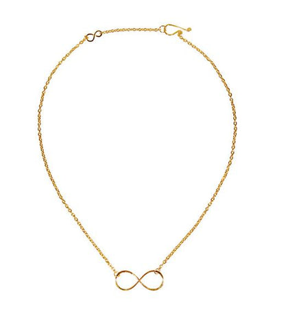 PURPOSE Jewelry - Infinity Necklace