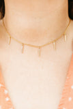 PURPOSE Jewelry - Belize Choker- Silver