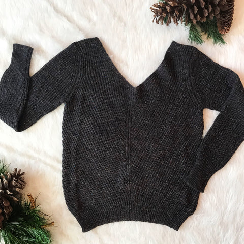 Luxe Glimmer Sweater