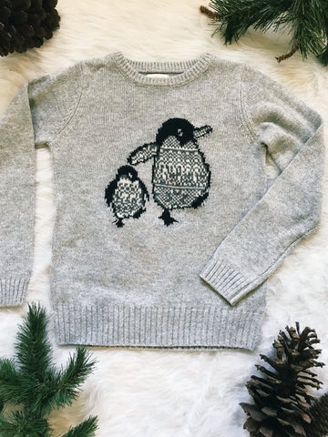 Penquin Pals Sweater