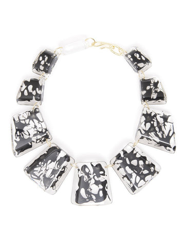 Paint Splatter Necklace