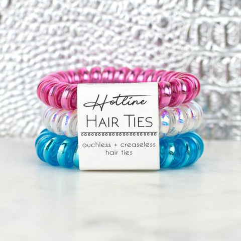 Hotline Hair Tie- Spring Break Set