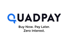 QuadPay Easy Payment Plan