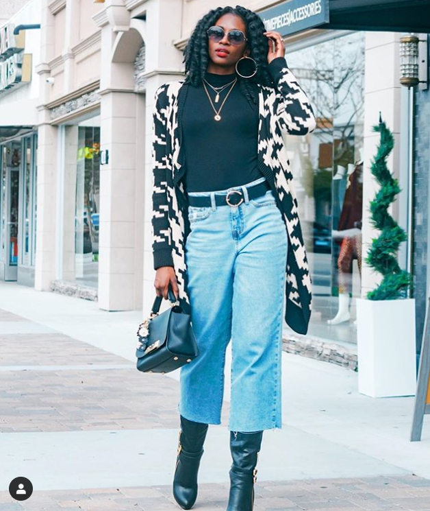 Talle' Apparel Inspiration Series: Iamakiadanielle