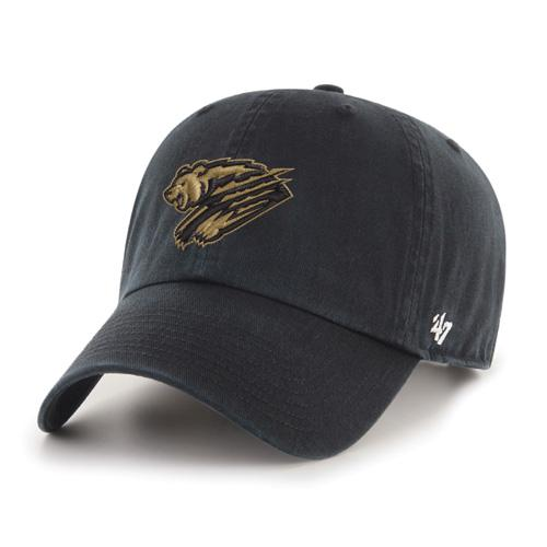 Fresno Grizzlies 47 Brand Gold Cleanup Cap