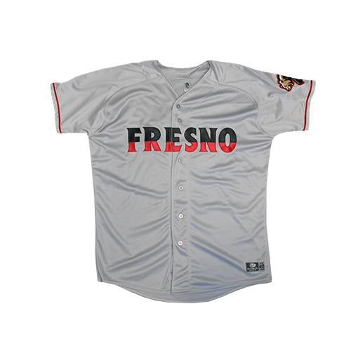 Fresno Grizzlies 2019 Replica Road Jersey