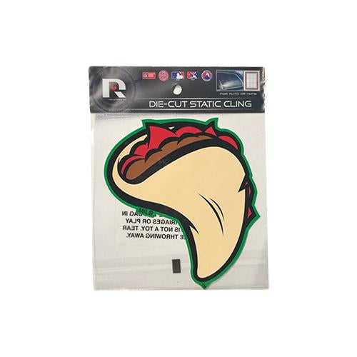 Fresno Grizzlies Tacos Decal