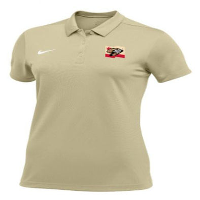 Fresno Grizzlies Wmns Waving Flag Polo