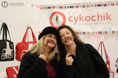 Cykochik Etsy Jingle Bash