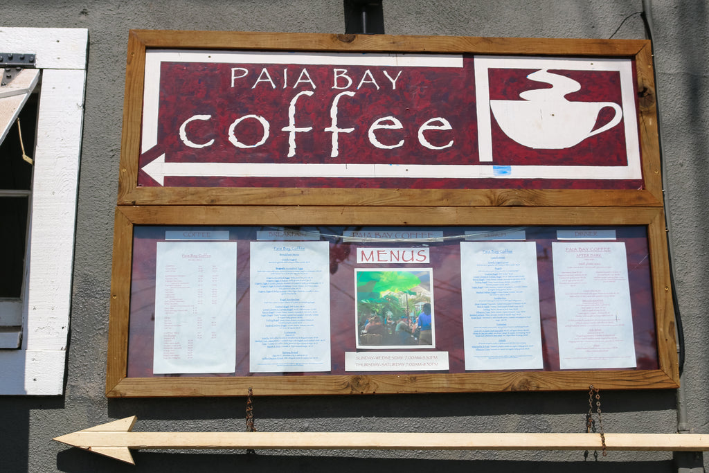 Paia Bay Coffee