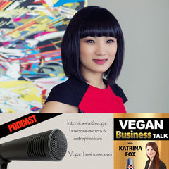 Vegan Business Talk with Katrina Fox: Nikki Duong Koenig of Cykochik